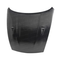 GTR-STYLE CARBON FIBRE BONNET FOR 2009-2019 NISSAN 370Z