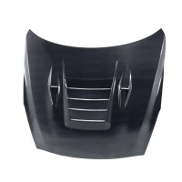 DS-style carbon fibre bonnet for 2009-2015 Nissan GTR