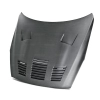 GT-STYLE DRY CARBON BONNET FOR 2009-2016 NISSAN GT-R*