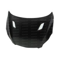 MG-style Carbon fibre bonnet for 2009-2011 Toyota Matrix