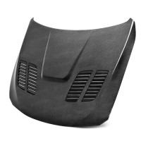 GTR-STYLE CARBON FIBRE BONNET FOR 2012-2018 BMW F30 3 SERIES / F32 4 SERIES