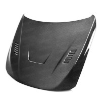 VR-STYLE CARBON FIBRE BONNET FOR 2012-2018 BMW F30 3 SERIES / F32 4 SERIES