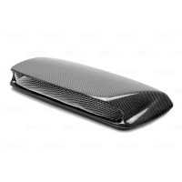 STI-STYLE CARBON FIBRE BONNET SCOOP FOR 2002-2003 SUBARU IMPREZA WRX