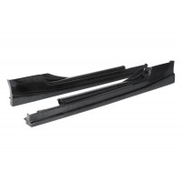 NS-style carbon fibre side skirts for 2009-2010 Nissan 370Z