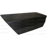 OEM-style DRY CARBON boot lid for 2003-2007 Mitsubishi Lancer EVO..*ALL DRY CARBON PRODUCTS ARE MATTE FINISH!